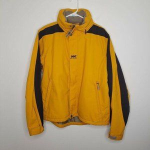 Helly Hansen Snowboard Ski Jacket Yellow